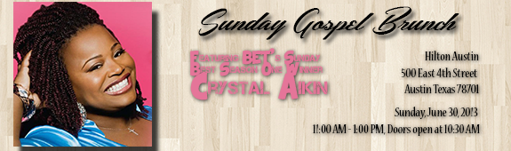 Austin Alpha Foundation Sunday Gospel Brunch