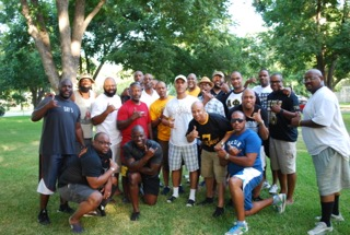 Alpha Family Picnic